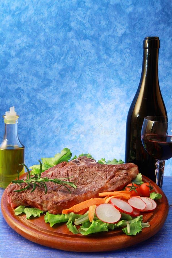 Filet van rundvlees royalty-vrije stock afbeeldingen