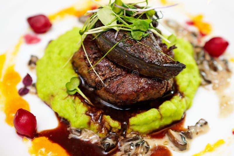 Filet van rundvlees royalty-vrije stock afbeelding