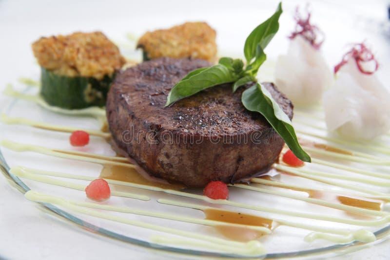 Filete De Carne De Vaca Imagenes de archivo