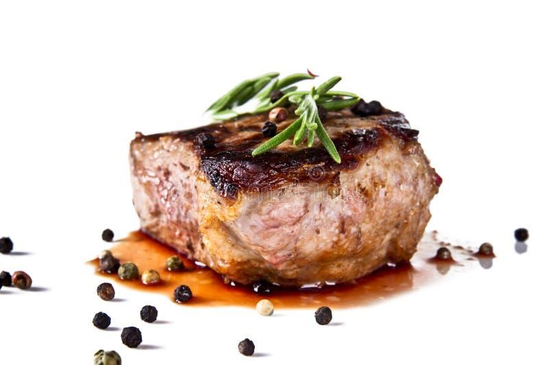 Filete de carne de vaca foto de archivo