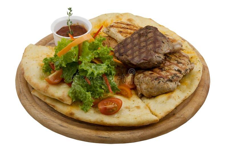 Download Filete de carne de vaca foto de archivo. Imagen de alimento - 41904786
