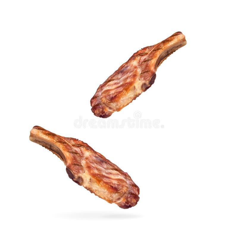 Filete de la carne libre illustration
