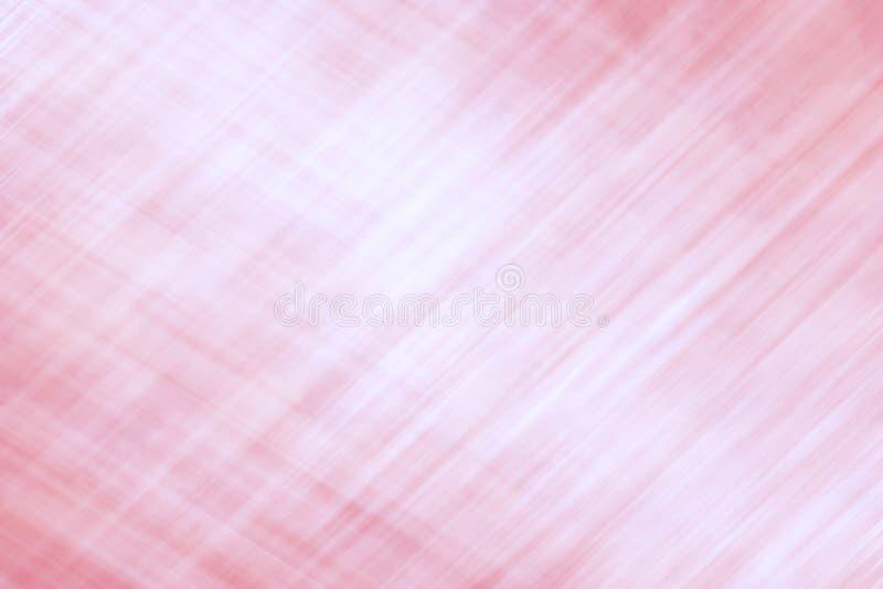 Filets abstraits rose-clair, rouges, blancs, lignes tissées, texture de fond photos libres de droits
