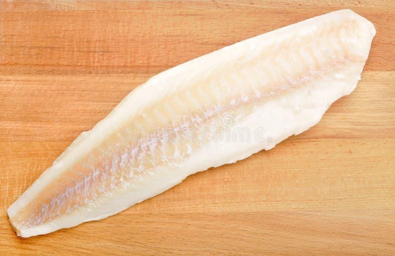 Filetti di pesce immagini stock