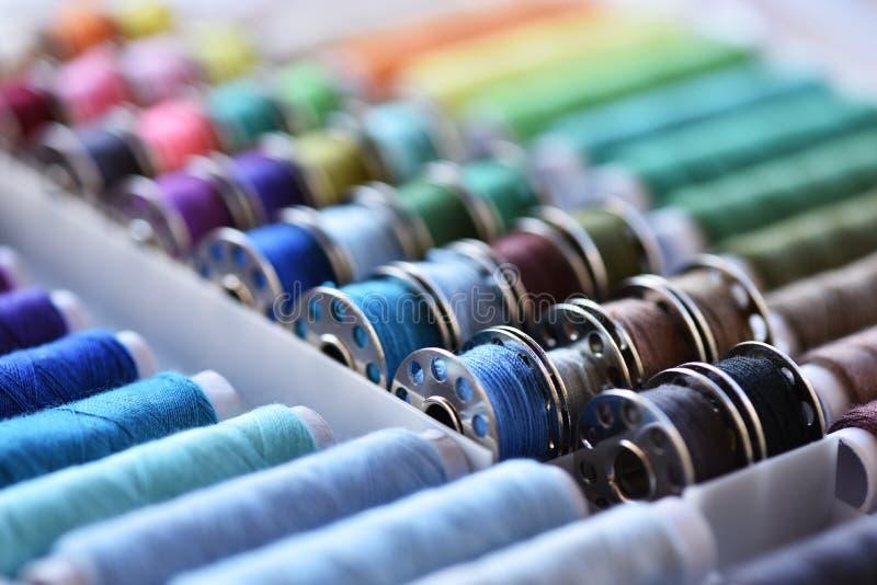 Filetti multicolori immagini stock libere da diritti