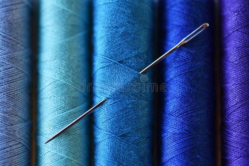 Filetti multicolori fotografia stock libera da diritti