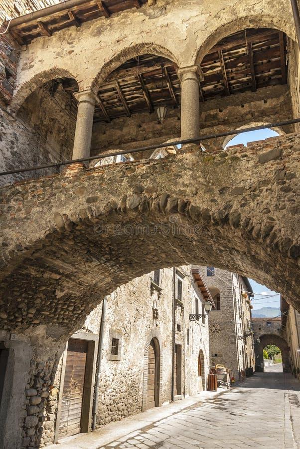 Filetto (Toscana) fotografia stock libera da diritti