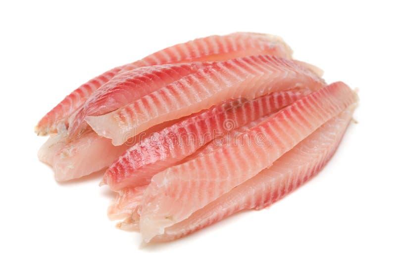 filety z ryb obrazy stock