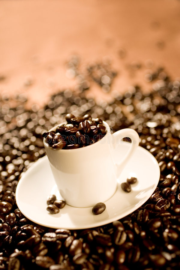 filiżankę espresso fotografia royalty free