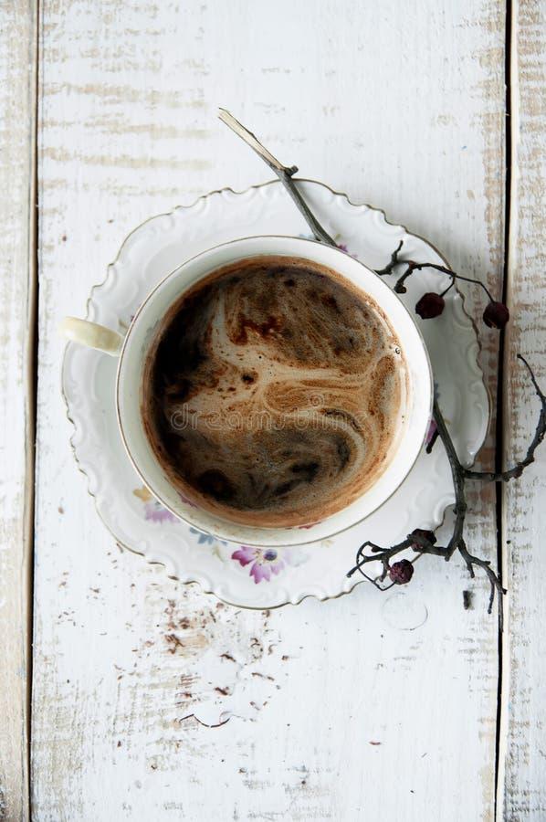 Filiżanka Cappuccino kawa zdjęcie stock