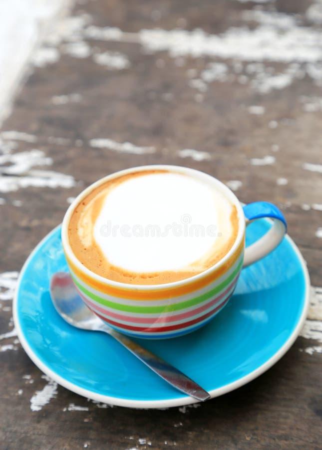 Filiżanka Capuchino kawa zdjęcia royalty free
