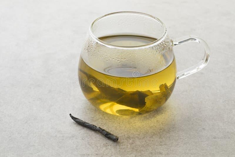 Filiżanka chińczyka Kuding herbata zdjęcia stock
