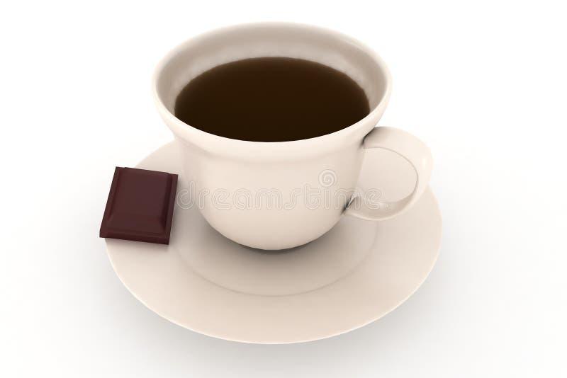 filiżanka czekolady zdjęcie royalty free