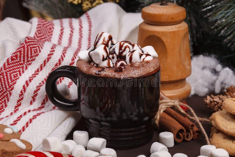 Filiżanka kakao fotografia stock