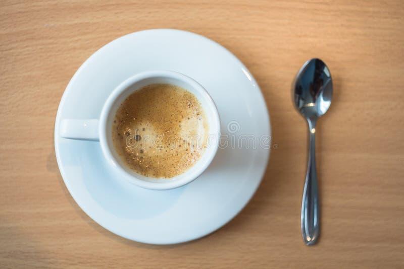 Filiżanka z kawy fotografia stock