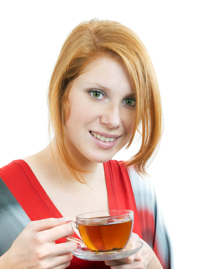 filiżanki herbata zdjęcia stock