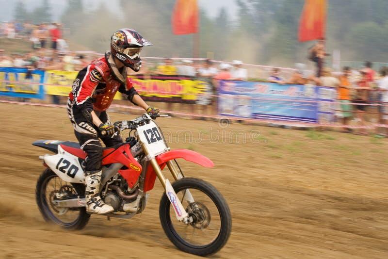 filiżanki imba motocross narodów drużyna obraz stock