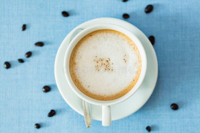 filiżanki latte fotografia royalty free