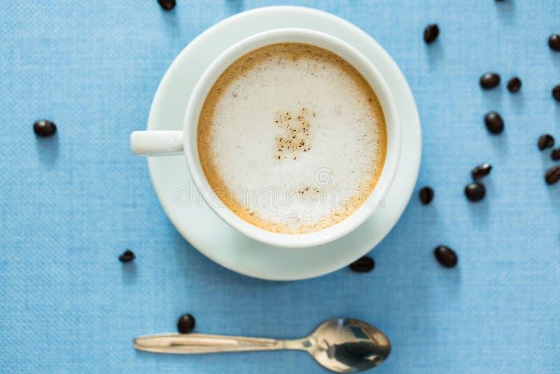 filiżanki latte zdjęcie stock