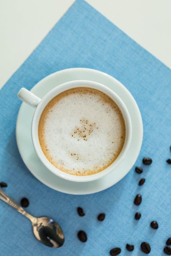 filiżanki latte zdjęcie royalty free