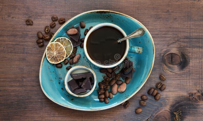 Download Filiżanka kawy zdjęcie stock. Obraz złożonej z ceramika - 53786514