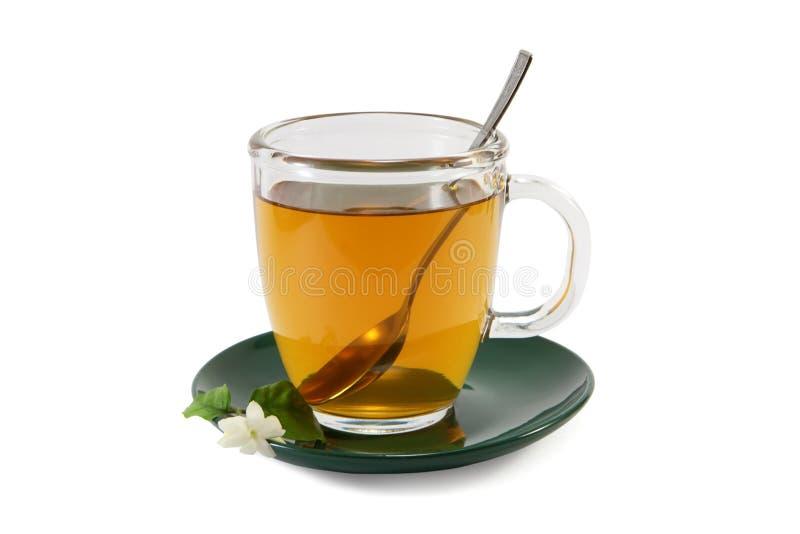Download Filiżanki herbata obraz stock. Obraz złożonej z orzeźwienie - 13332679