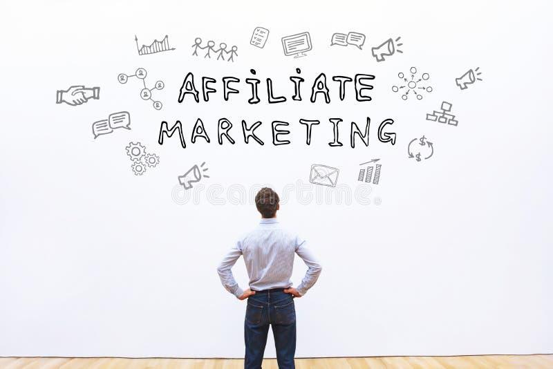 Filiaal Marketing stock afbeelding