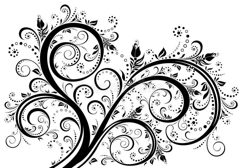 Filiale di fioritura illustrazione vettoriale