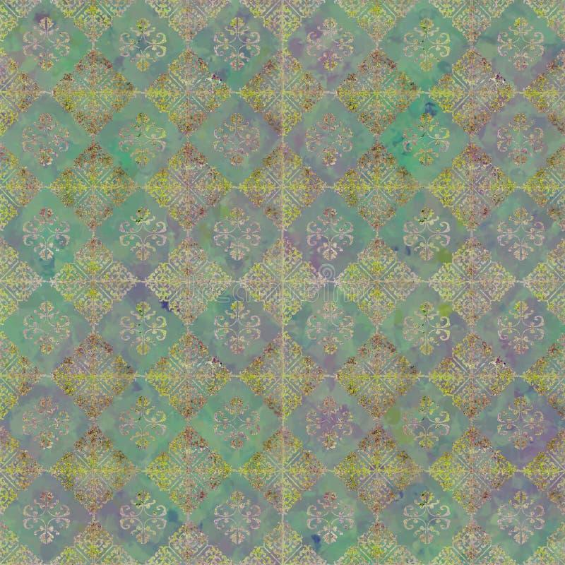 filigree dämpat för bakgrund royaltyfria foton