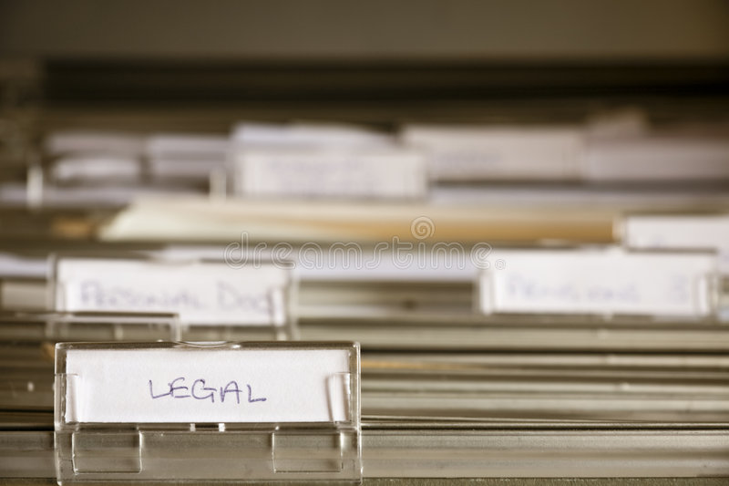 Download Filing cabinet stock photo. Image of foreground, nobody - 7303922