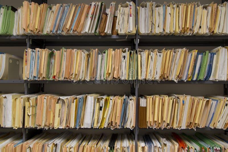 Paper Health Records