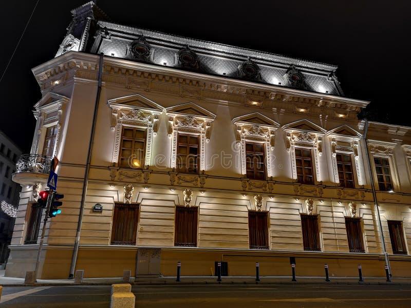 """Filipescu-Cesianu haus- das Museum von Alter †""""von Kindheit zu Altern stockfotografie"""