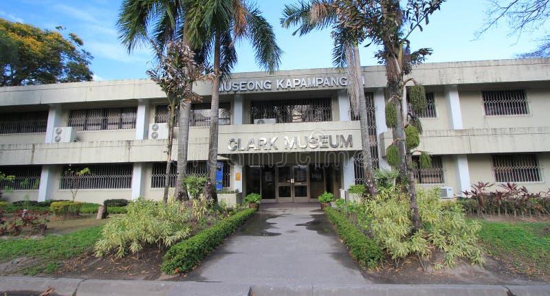 Filipiński Clark muzeum zdjęcie stock