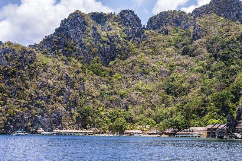 Download Filipinas, isla de Palawan foto de archivo. Imagen de isla - 41912252
