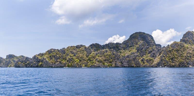 Download Filipinas, isla de Palawan foto de archivo. Imagen de roca - 41912874