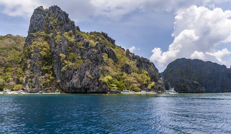 Download Filipinas, isla de Palawan foto de archivo. Imagen de travieso - 41913002