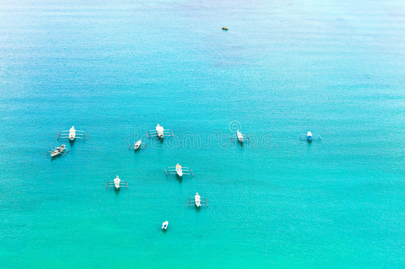 Download Filipino boats stock photo. Image of waterscape, blue - 21622582