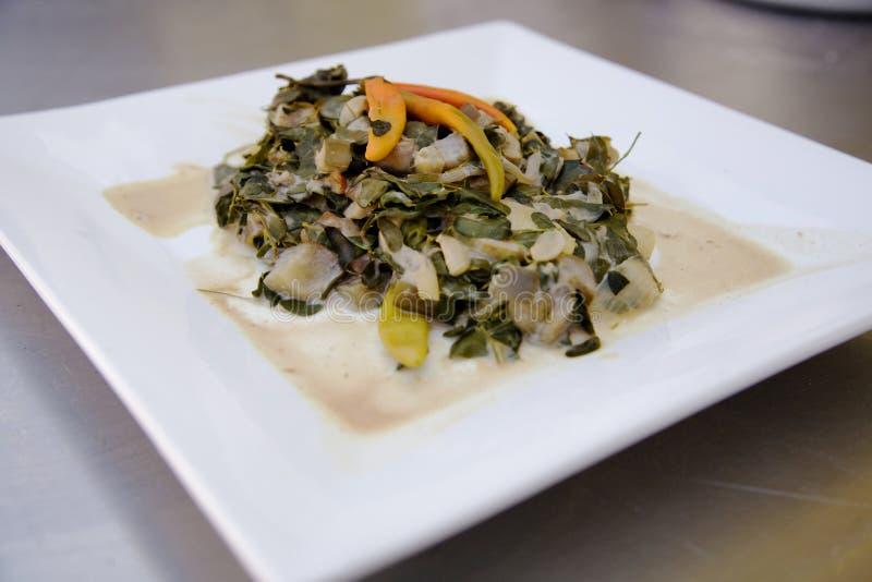 Filipino Dish 2 stock photo