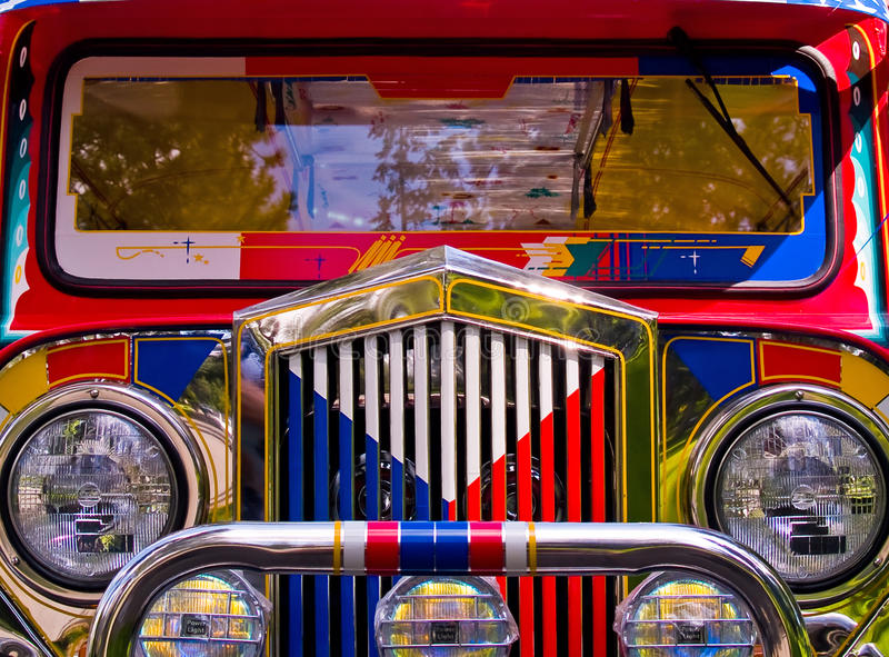 Download Filipino Jeepney stock image. Image of auto, classic - 13510227