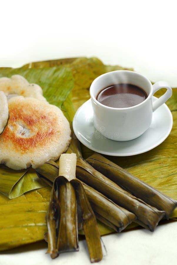 Filipino local delicacy stock photography