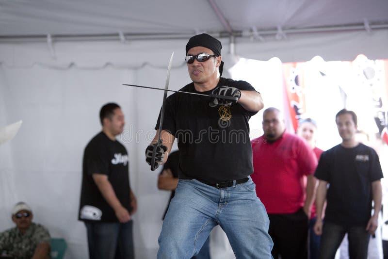 Filipino Martial Arts Demo