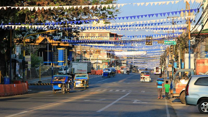 Filippinerna 2016 arkivfoto