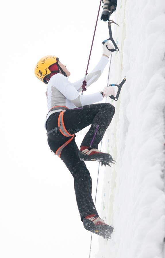 Download Filippova Maryam climbing editorial photography. Image of busteni - 29134412