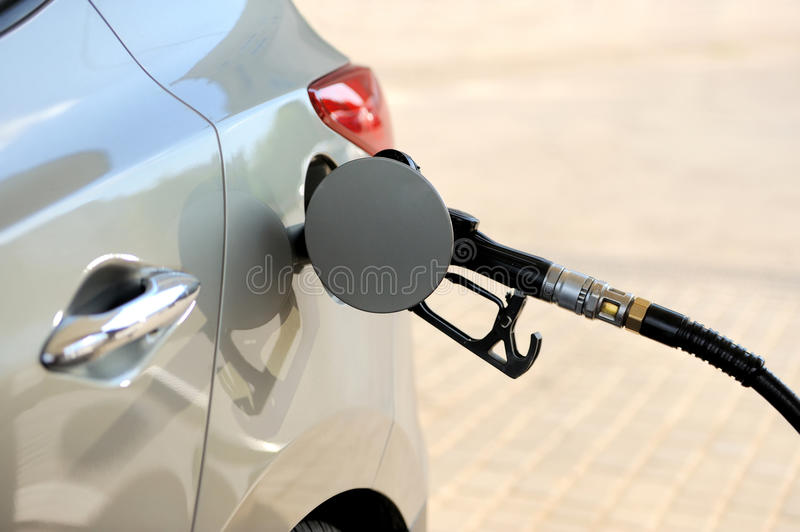 Download Fill up fuel stock photo. Image of petrol, person, nozzle - 25701110