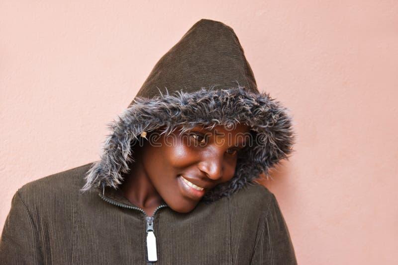 Fille africaine photo libre de droits