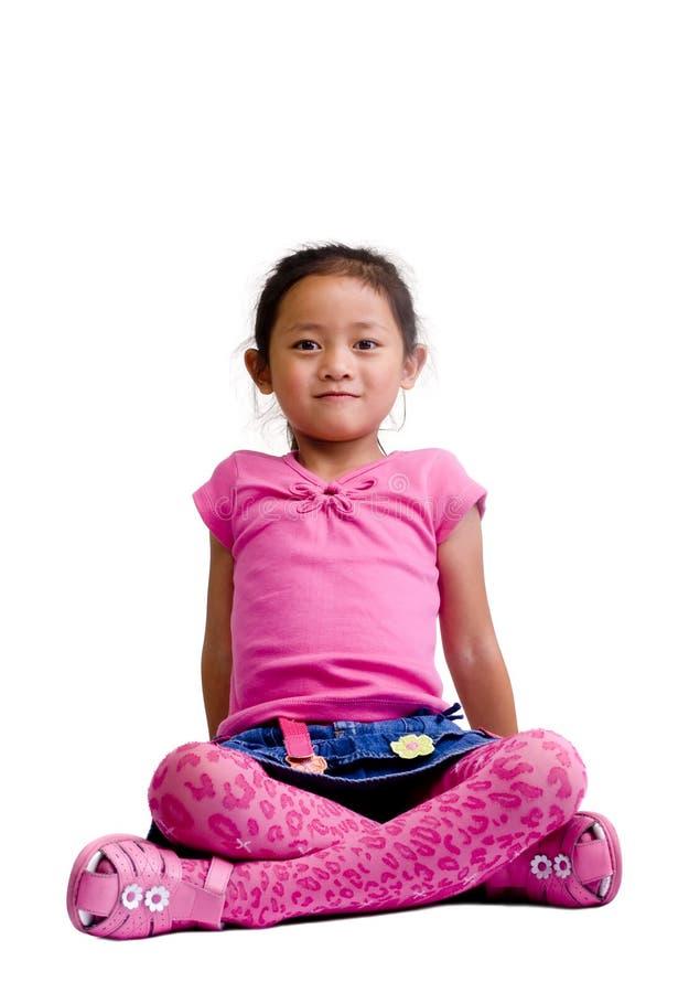 Download Fille d'enfance photo stock. Image du femelle, beauté - 2621366