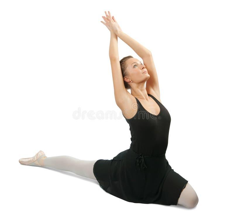 Fille de ballerine photographie stock