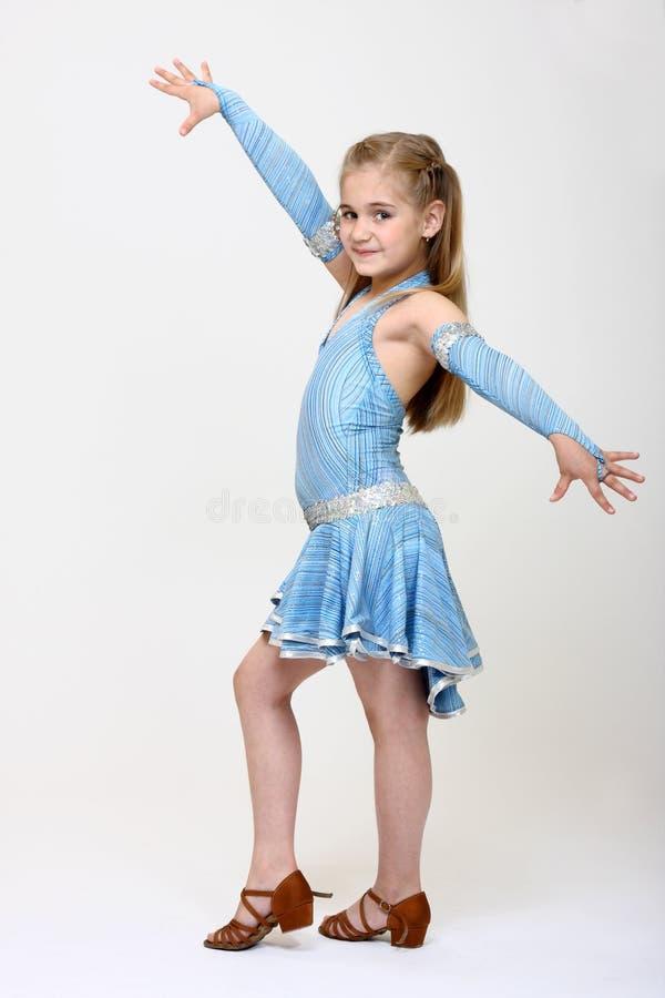 fille de danseur image stock