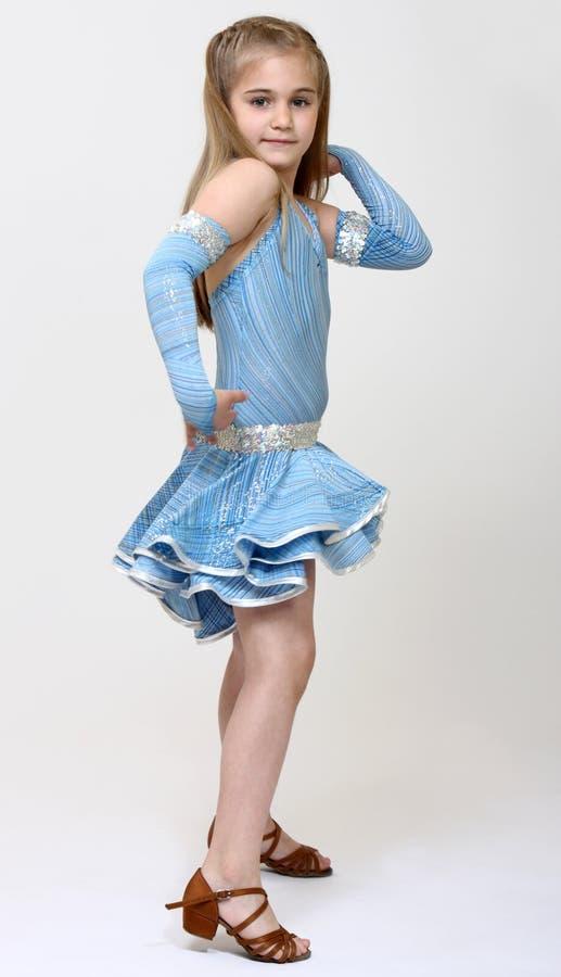 fille de danseur photo stock