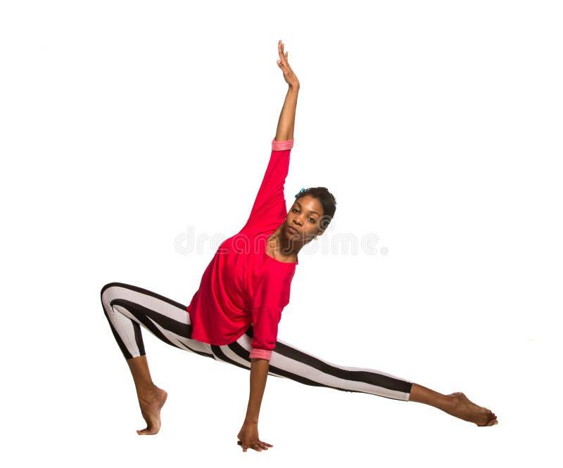 Fille de danseur de Latina images stock